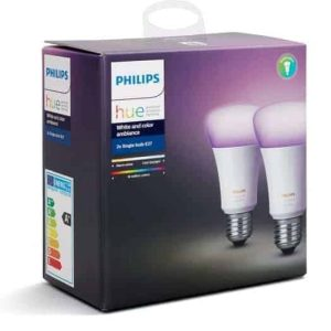 Philips Hue White and Color E27-2