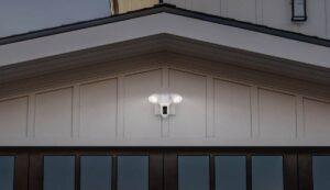 Ring Floodlight - Beelden delen van beveiligingscamera
