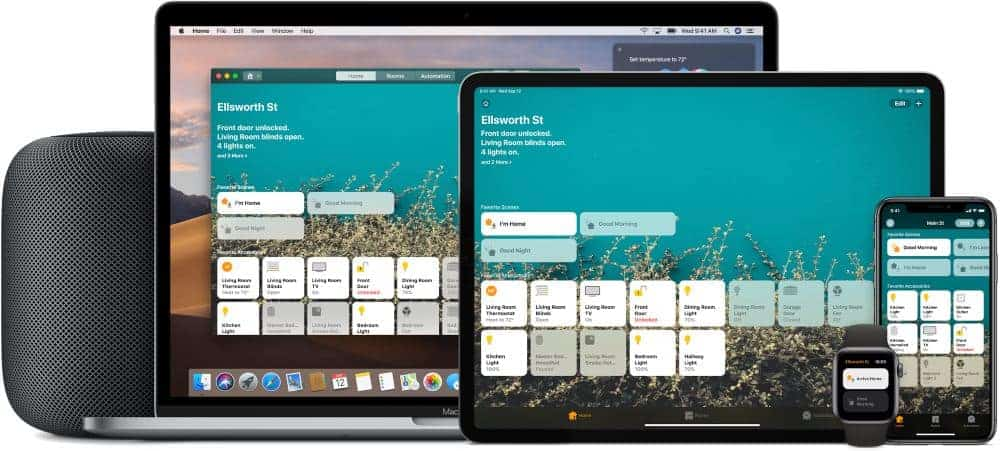 HomekIT & HomePod Apple