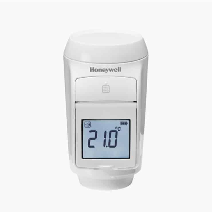 Honeywell EvoHome HR92 Slimme Radiatorknop