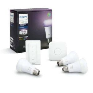 Philips Hue White & Color E27 Starterkit