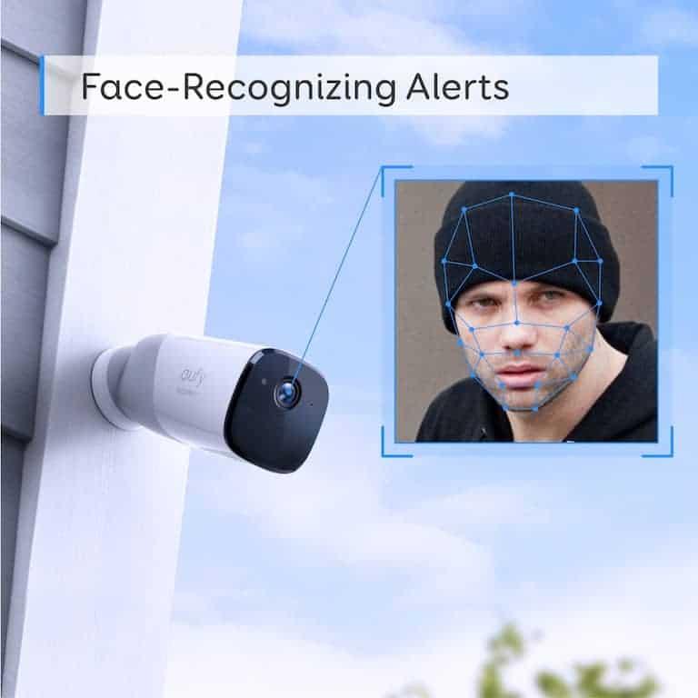 eufyCam slimme beveiligingscamera