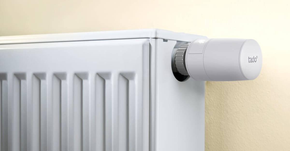 Tado slimme radiatorknop