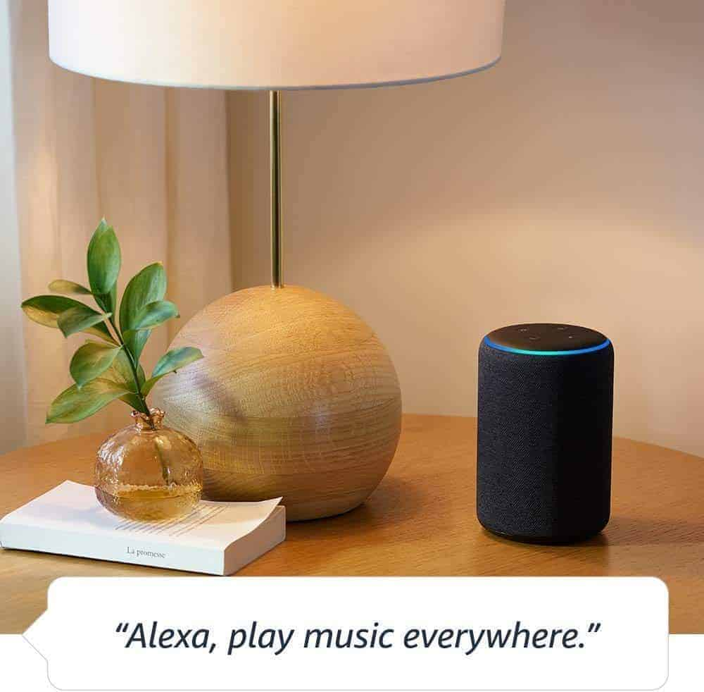 Amazon Echo 3e generatie