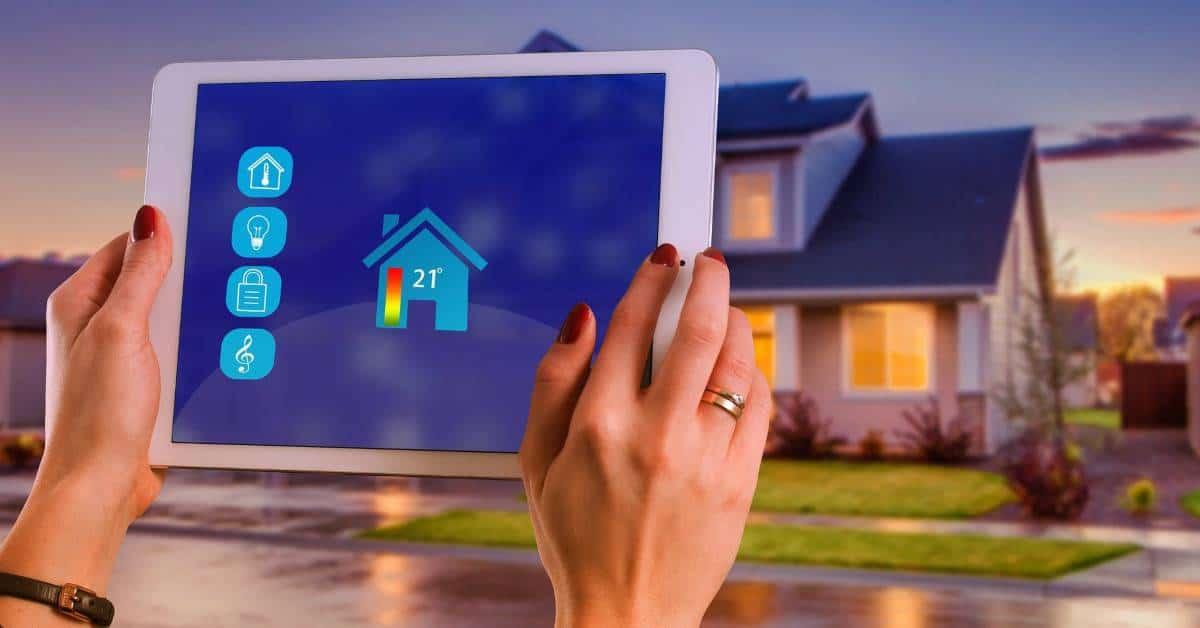 Hoeveel internet nodig voor Smarthome?