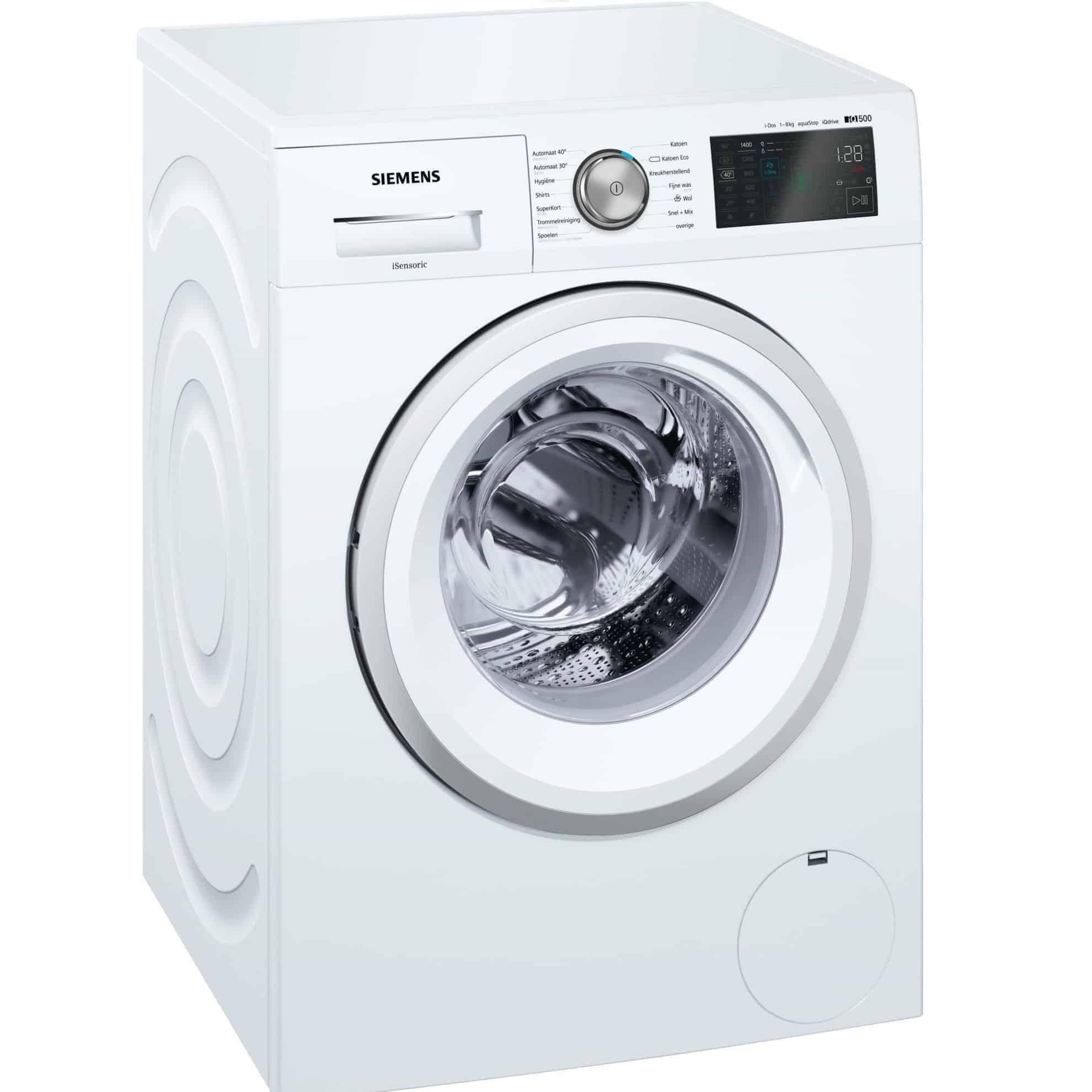 Siemens iQ500 - WM14T6H6NL